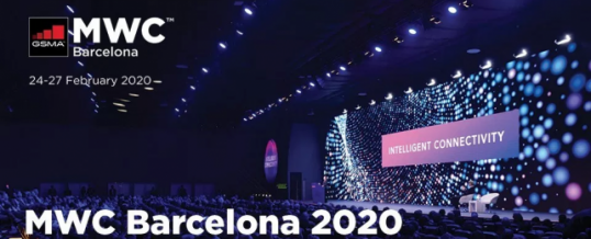 CANCELLED! Mobile World Congress – Barcelona, Spain 24-27 February 2020